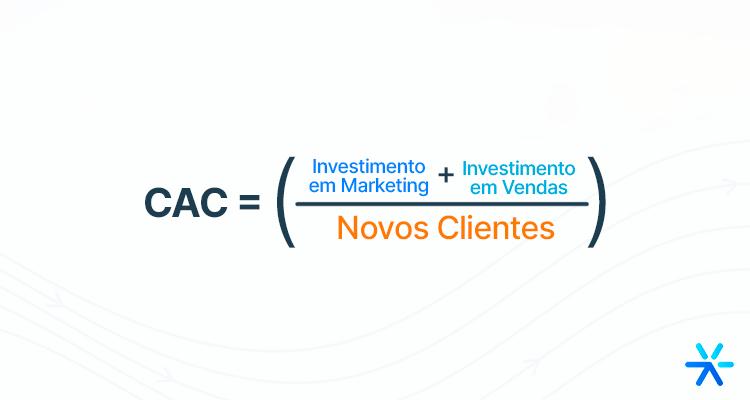 CAC Custo de aquisição de clientes
