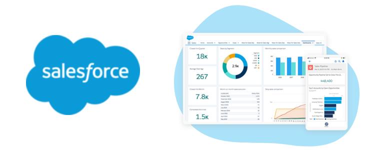 Salesforce Sales Cloud CRM - Leadster